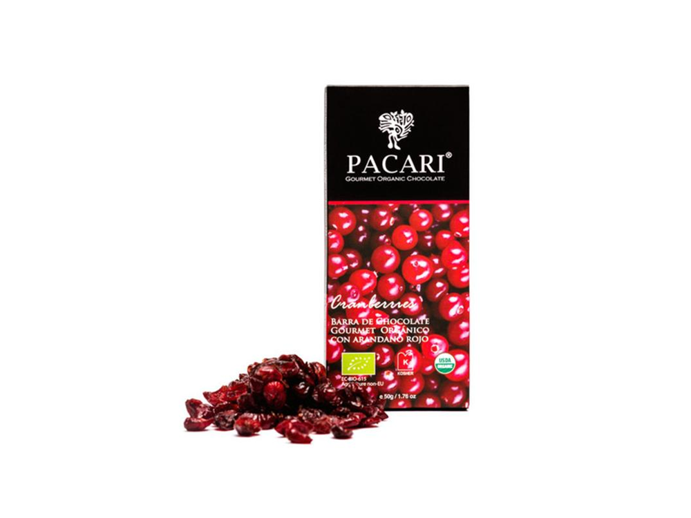 pacari cramberries