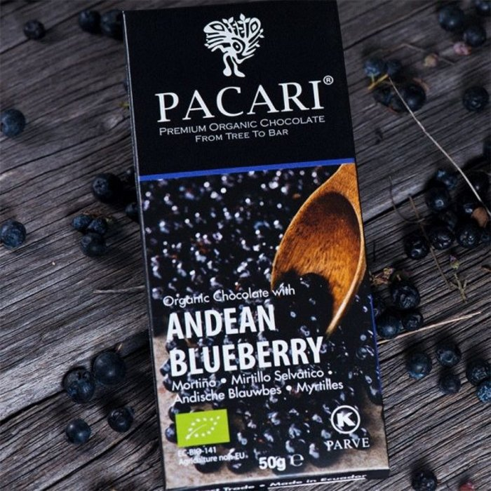 pacari andean blueberry