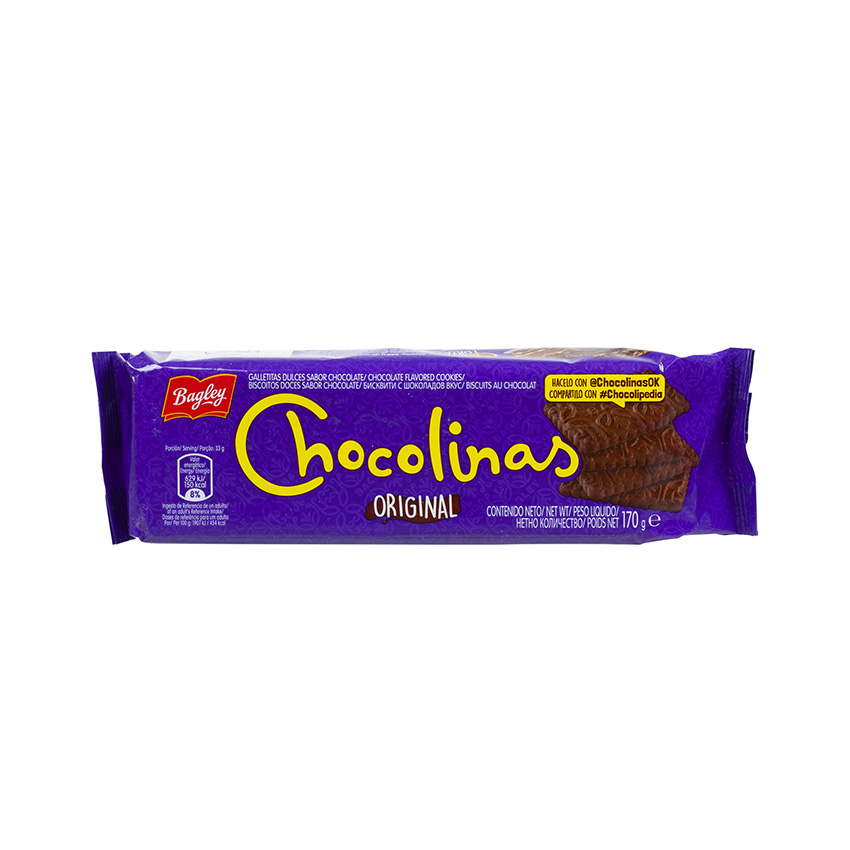 chocolinas original